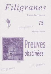 Filigranes 75