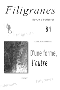 Filigranes 81